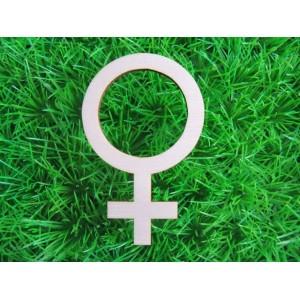 houten-vrouwelijk-teken