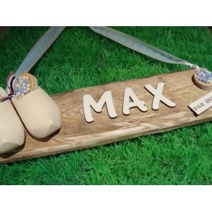 kraambord-van-sloophout