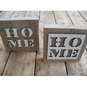 steigerplank-met-mal-of-letters-home