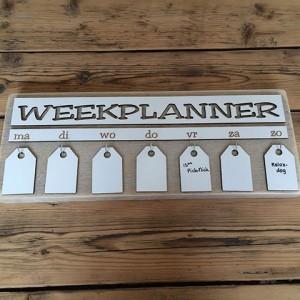 weekplanner-steigerhout