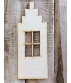 Grachtenhuisje trapgevel-model