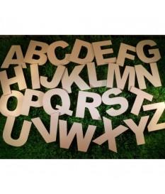 Letters REPARATIE SERVICE 8cm hoog