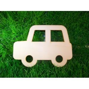 houten-auto