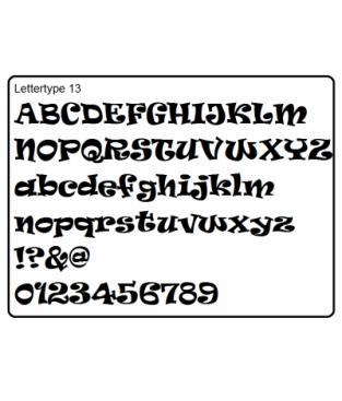 Letters en cijfers: Erve N84a