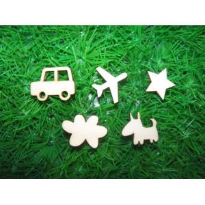 houten-figuren-set-klein-auto-keuze-uit-figuren25-stuks