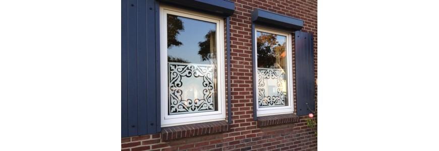 Voorkeur paneel voor raam of wand - HoutenLabel @EF69