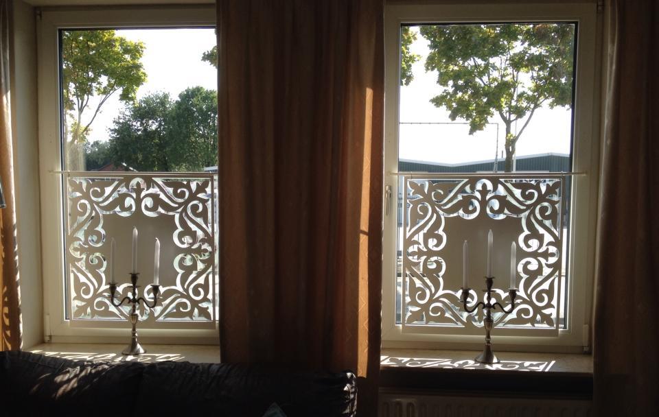 Ongekend HoutenLabel - Paneel voor raam of wand of andere decoratieve JA-86